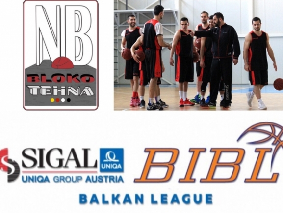 BlokoTechna from Gevgelija to join the SIGAL UNIQA Balkan League anniversary edition