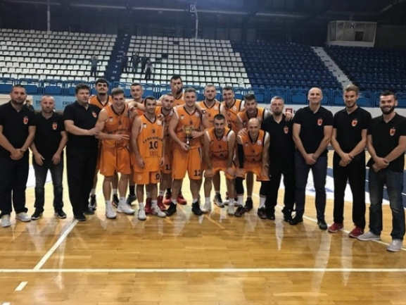 Bashkimi completed tournament in Lovcen