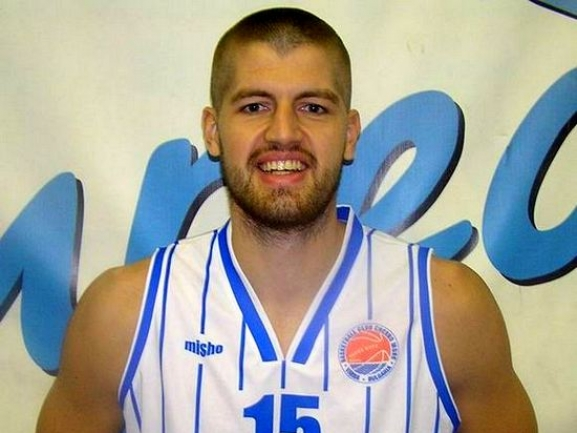 Nikola Maravic signs with BC Levski 2014