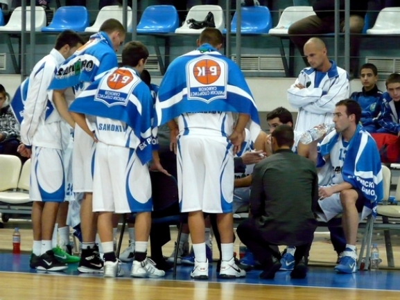 Domestic leagues: Rilski′s season finished in the first round of the playoffs