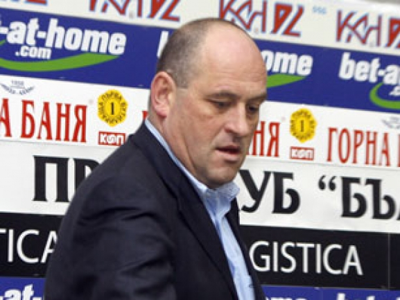 Rosen Barchovski, head coach of Rilski Sportist: I can′t remember having such a game as a coach