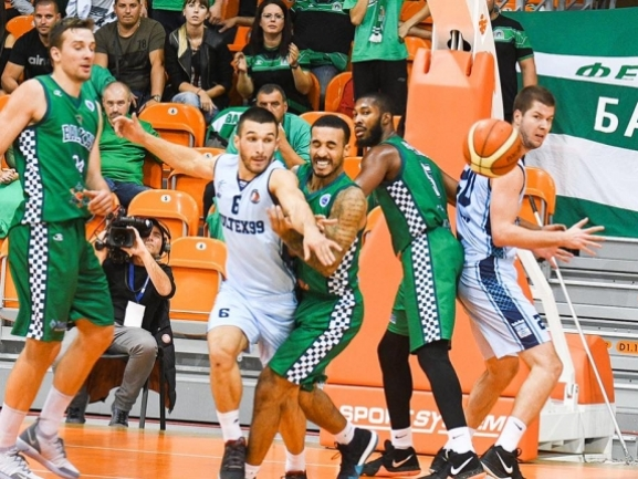 Domestic leagues: Akademik Bultex 99 lost a heartbreaker at the start
