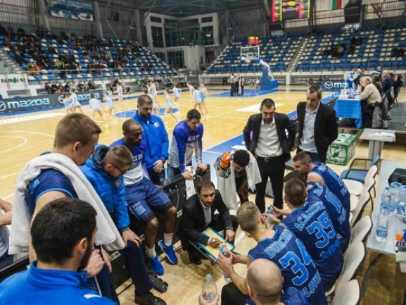 Domestic leagues: Akademik lost the third semifinal game