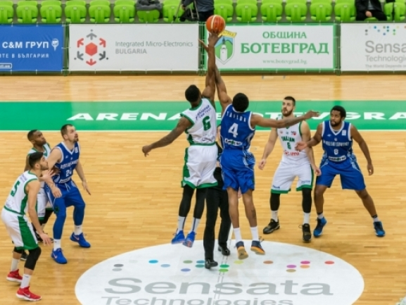 Domestic leagues: Rilski lost the derby, easy for Levski and Akademik