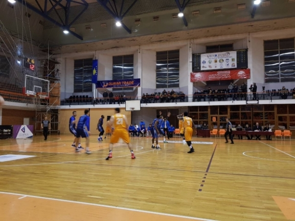 Two good runs lead Bashkimi to another win