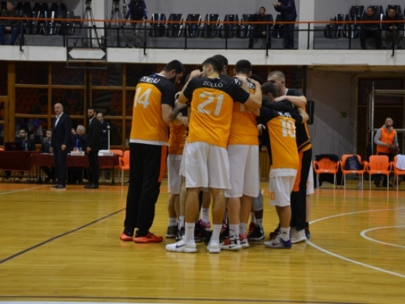 Domestic leagues: Bashkimi won the first final