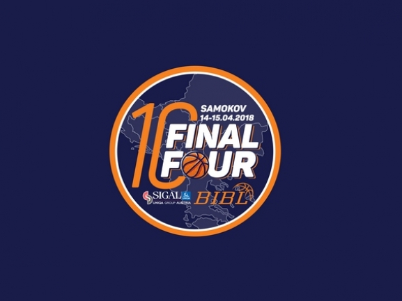 Referee nominations for the Final Four in SIGAL-UNIQA Balkan League