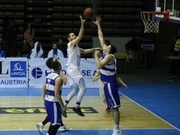 Big win for Levski Lukoil against Tirana