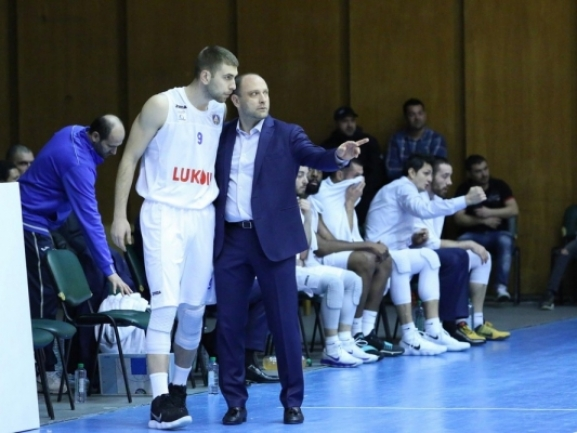 BC Levski Lukoil: We are always playing to win