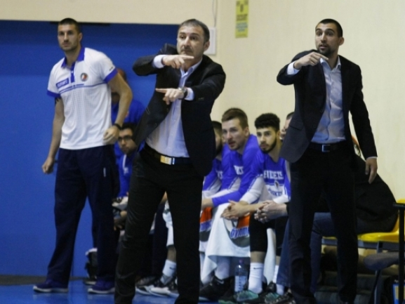 Asen Nikolov: I′m happy with our performance