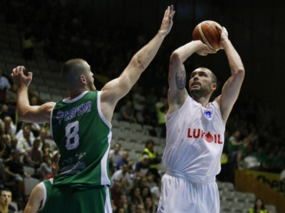 Domestic leagues: Levski Lukoil tied the final