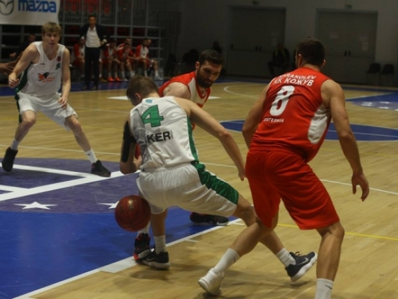 Photo-gallery from the game BC Barsy Atyrau - KK Kozuv