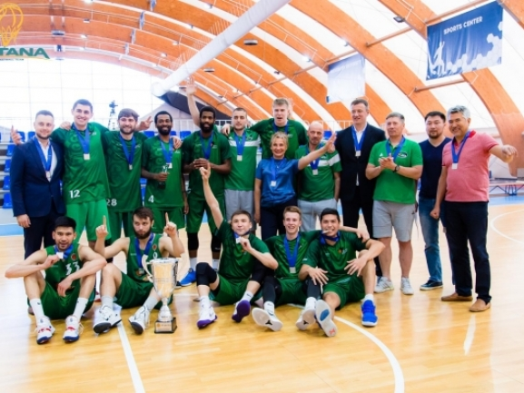 Domestic leagues: Barsy finished second in Kazakhstan