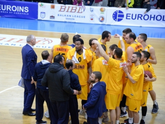 Domestic leagues: Blokotehna wins a thriller against the champions, Kozuv defeated in Kumanovo