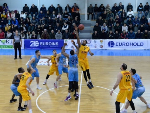 Photo-gallery from the game KK Blokotehna - KS Teuta