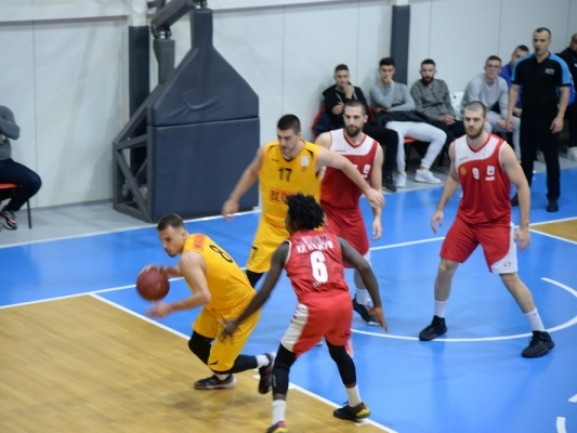 Photo-gallery from the game KK Blokotehna - KK Kozuv