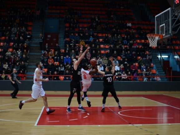 Photo-gallery from the game KK Kozuv - KK Blokotehna