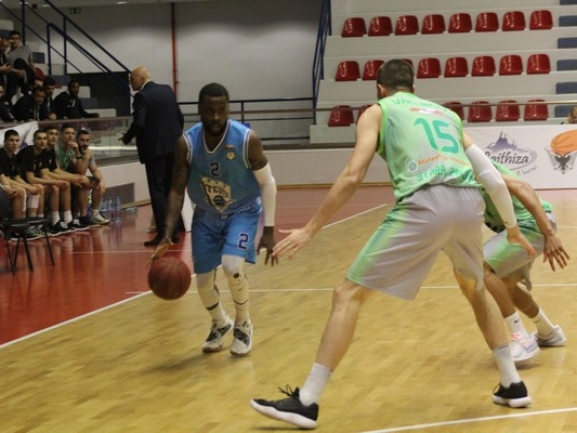 Teuta defeated Beroe to make history