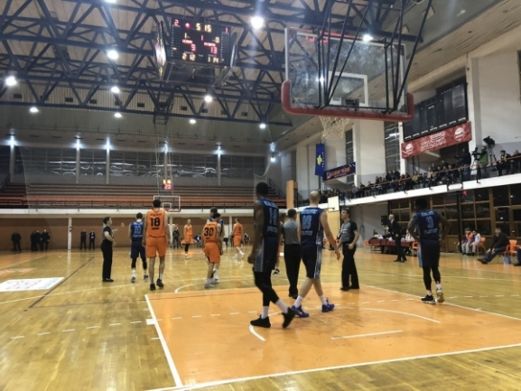 Akademik Bultex 99 dominates the second half for a first win