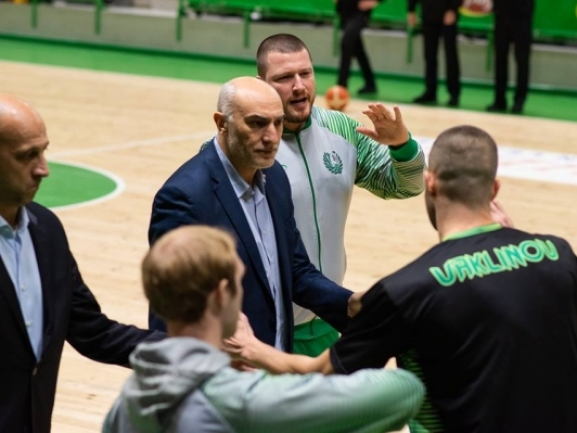 Lubomir Minchev: The Final 4 is where we need to win