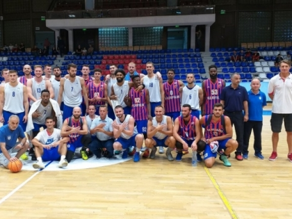 Two friendly defeats for Vllaznia