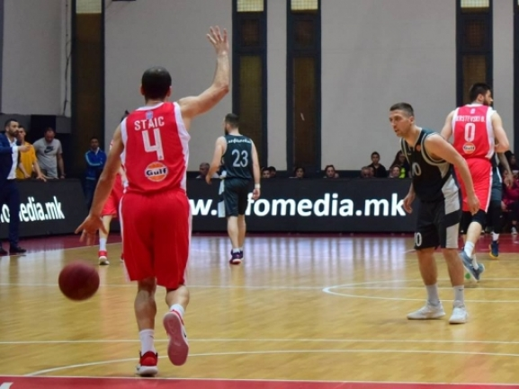 Domestic leagues: Blokotehna destroys the champions, Kozuv wins without playing