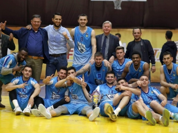 Domestic leagues: Teuta wins the Supercup at the buzzer