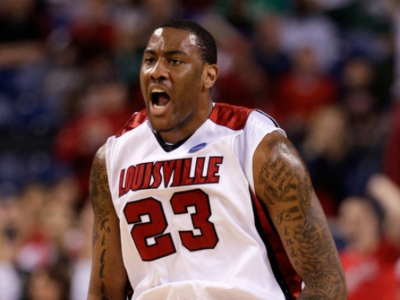 Terrence Jennings is the new center of Beroe