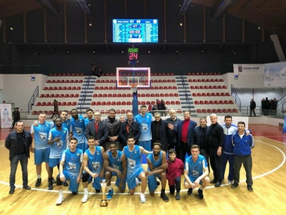 Domestic cups: Teuta wins the trophy for second straight year