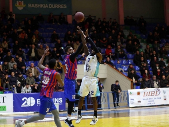 Domestic leagues: Good second half leads Teuta to the win