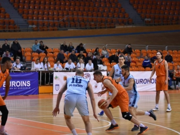 Photo-gallery from the game BC Academic Bultex 99 - KB Bashkimi