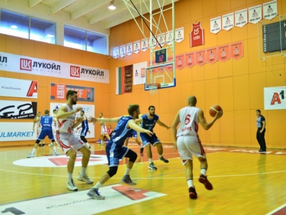 Domestic leagues: Academic Bultex 99 lost for second time away from home