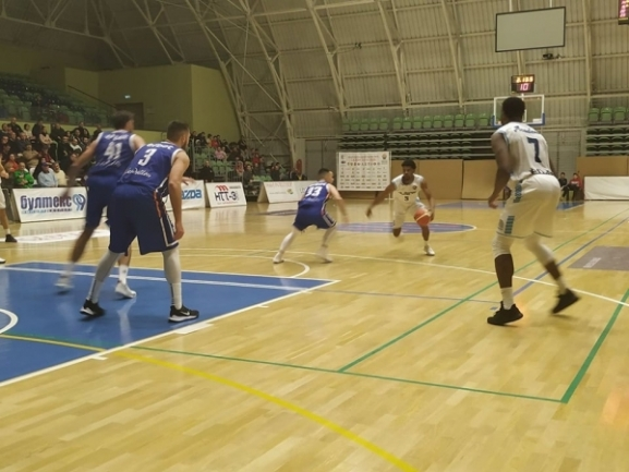 Domestic leagues: Academic Bultex 99 with second win in a row