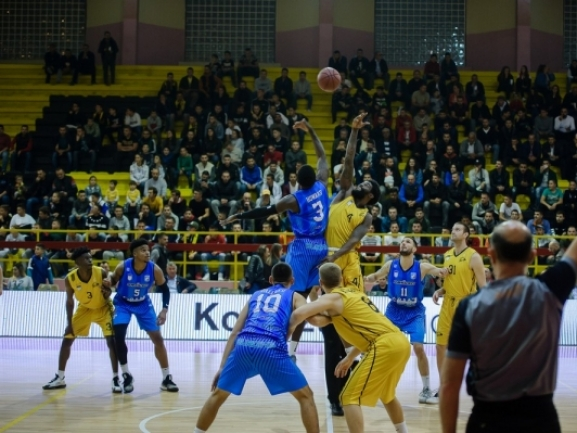 Photo-gallery from the game KB Peja - KB Rahoveci