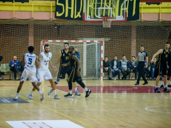 Quotes after the game KB Peja - BC Academic Bultex 99