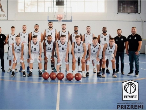 KB Ponte Prizreni announced their participation in BIBL