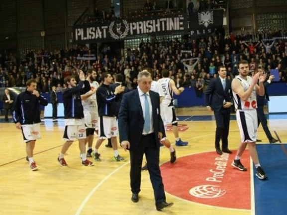 Marin Dokuzovski, head coach of KB Sigal Prishtina: We′ll give our best