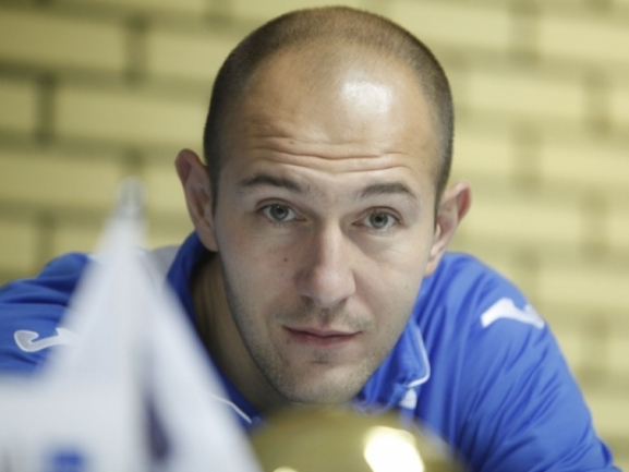 Stefan Georgiev, captain of Levski: For us it′s very important to be first