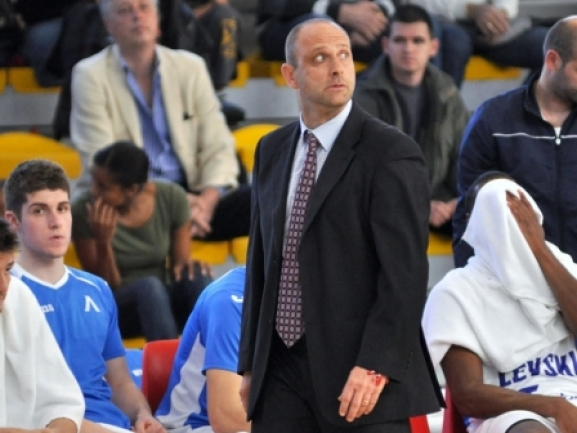 Konstantin Papazov, head coach of BC Levski: The 10-0 run was the key for our comeback