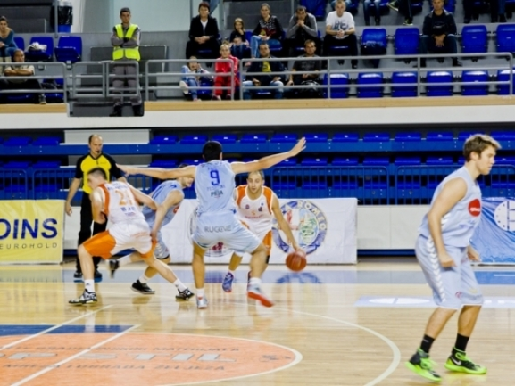 Photo-gallery from the game KK Mornar - KB Sigal Prishtina