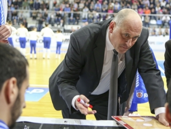 Rosen Barchovski, head coach of BC Rilski Sportist: They just outplayed us