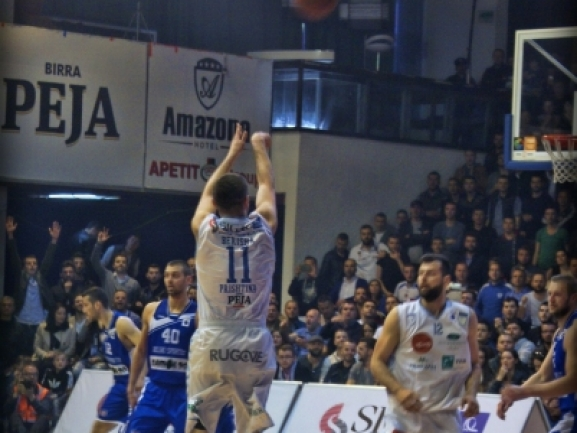 Re-Watch the first Final game of EUROHOLD Balkan League