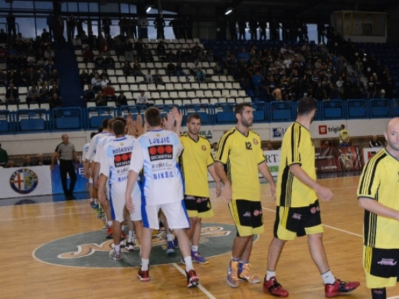 Photo-gallery from the game KK Sutjeska - KB Peja