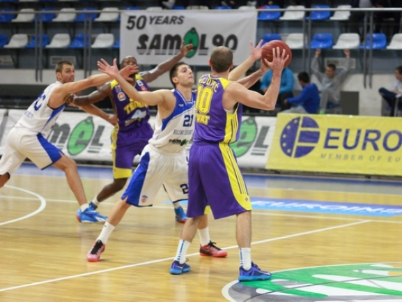Photo-gallery from the game BC Rilski Sportist - KK Teodo