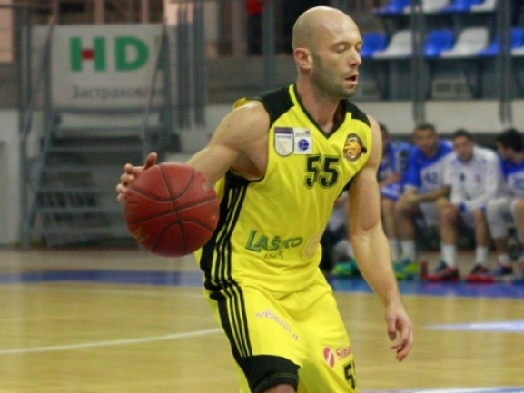 Samir Shaptahovic is the top performer of the week in EUROHOLD Balkan League