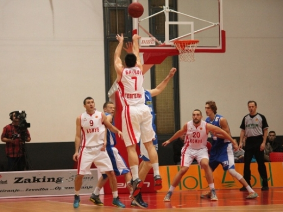 Domestic leagues: Kozuv lost to the champions at the start of the Superleague