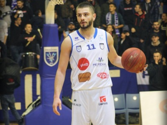 Sigal Prishtina led from start to finish to win second straight