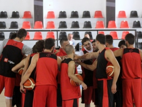 Macedonia started preparation for Eurobasket qualifiers