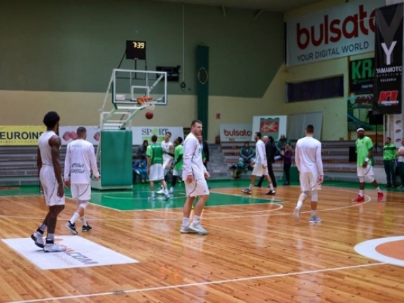 Domestic leagues: Beroe registers defeat in Game 1 of the finals