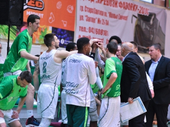 Domestic leagues: Beroe is one step away from the finals